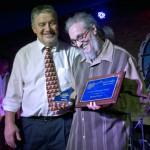 2011-10-27 Blues Award Lifetime Michael Frank- Bob Kieser.2134
